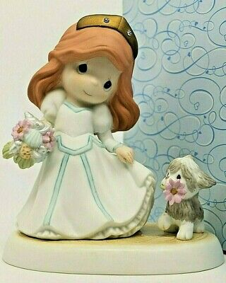 NIB Precious Moments YOU WILL FOREVER BE A PART OF MY WORLD, 940006 RARE! Disney
