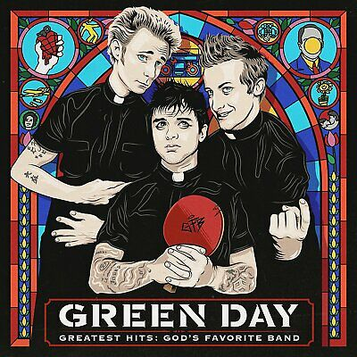 Green Day - Greatest Hits: God'S Favorite Band - Cd - New
