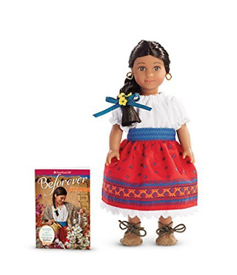 American Girl (Cor)-Josefina Mini Doll  (US IMPORT)  ACC NEW