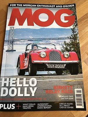 MOG Magazine Issue 68 February 2018