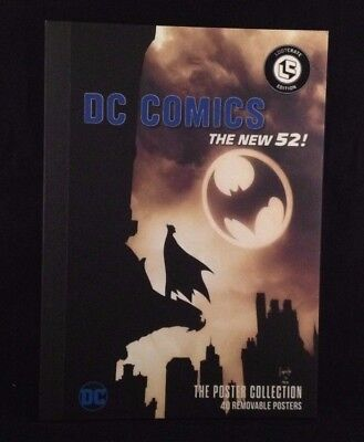 DC Comics The New 52 Poster Collection - 40 Removable Posters - Loot Crate Item