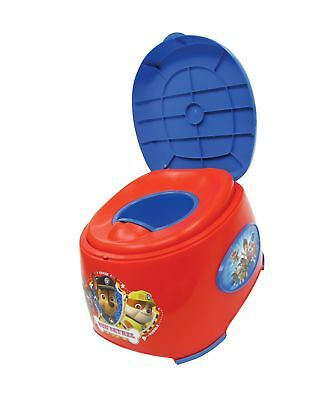 Superb Nickelodeon Paw Patrol Travel Folding Potty Seat Ginsey Home Ncnpc Chair Design For Home Ncnpcorg