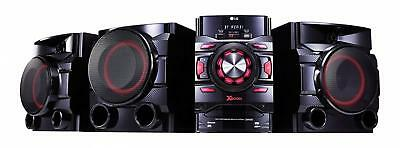 LG LOUDR CM4560 700 W Home Audio System with Auto DJ, DJ Effect and...