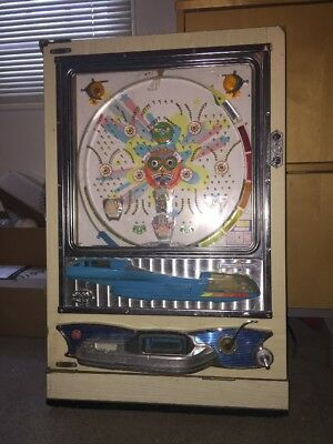 Vintage Sankyo Japan Pachinko Palace Machine Game Arcade Pinball