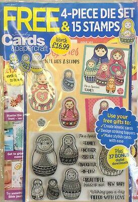 Simply Cards & Papercraft- Issue 164