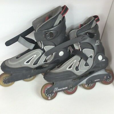 K2 Syncro M Roller Blades Inline Skates Hockey Exotech Fit Powerline Mens 12