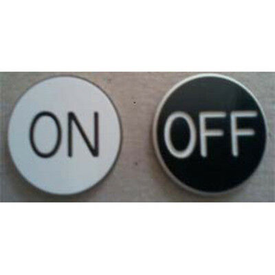 10  on / off craps lammer buttons