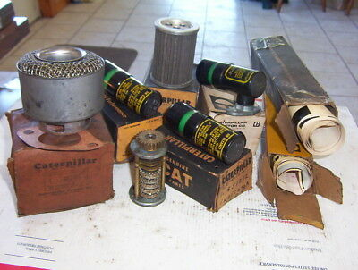 Old Caterpillar Parts - Some New Old Stock