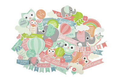 *A&B* KAISERCRAFT Scrapbooking Collectables Little One CT832 LIMITED STOCK