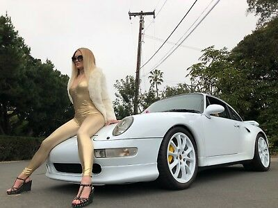 1998 Porsche 911 993 C2S FACTORY WIDE BODY COUPE 1998 PORSCHE 993 C2S! AUTHENTIC ANDIAL 3.8 w/just 32,151 miles!!! C2S WIDE BODY