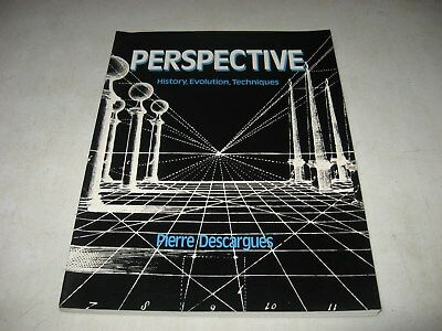 Perspective History Evolution Techniques by Pierre Descargues (1982, Paperback)