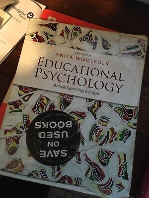 Educational psychology 11th edition by anita woolfolk brand new educational psychology anita woolfolk 12th edition fandeluxe Choice Image