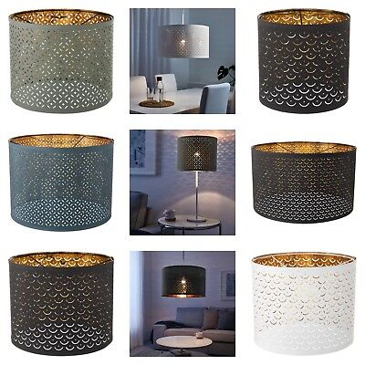 ikea nymÖ nymo pendant or floor lamp shade in four different colour