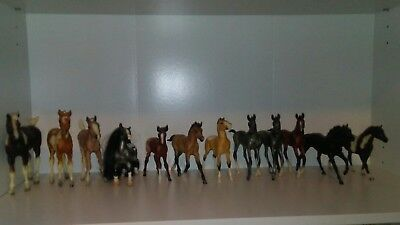 Breyer foal body lot