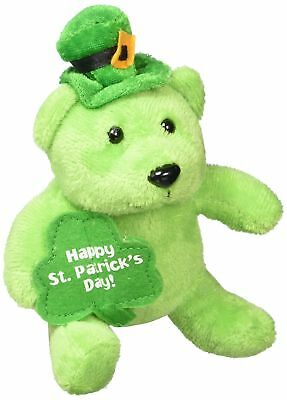 Amscan Shamrock In' St. Patrick's Day Party Leprechaun Bear Plush (Pack Of 1)...