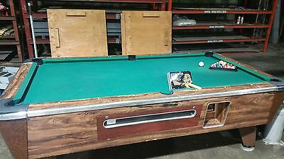 FT Valley Commercial Coin Operated Pool Table PicClick - Valley coin operated pool table