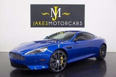 2015 Aston Martin DB9 Coupe Carbon Edition ($217K MSRP) 2015 ASTON MARTIN DB9 COUPE CARBON EDITION~$217K MSRP~ONLY 3200 MILES~RARE COLOR