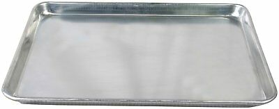 Heady Duty Commercial-grade Full Size Aluminum Sheet Pan, 18-inch x 26 x 1-inch