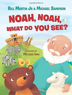 Noah Noah What Do You Se Brd  (US IMPORT)  BOOK NEW