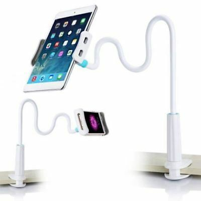 Flexible table bed holder lazy iPad Air 1 2 Mini 2017 TABLET Clamp stand