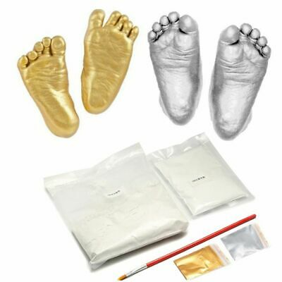 Handprint Footprint Cast Mould Kit Baby Keepsakes Prints Kit Hand Foot Casting