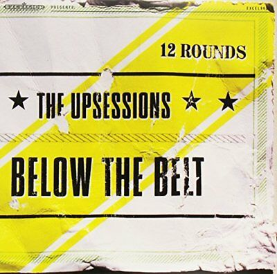 Upsessions - Below The Belt -hq- Vinyl LP Excelsior NEU