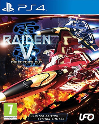 PS4-Raiden V: Director`s Cut Limited Edition /PS4  (UK IMPORT)  GAME NEW