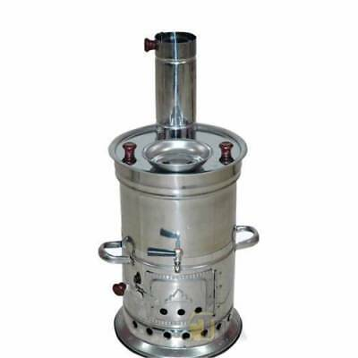 Samovar Types Champing Tent Water Heater Tea Kettle Cooking Stand Tea Urn