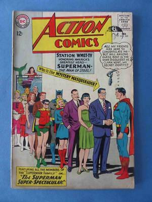 Action Comics 317 1964 The Death Of Norkan! Nice!