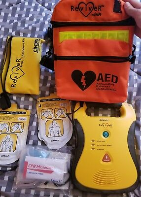 Reviver AED - and CPR Kit