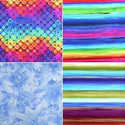 Designer Selection 100/% Cotton Quilting Craft FQ Fat Quarters Meter FQ221