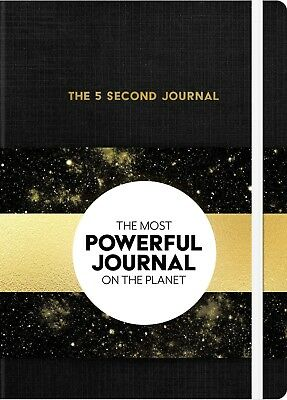 The 5 Second Journal: The Best Daily Journal and Fastest Way to Slow down, Power