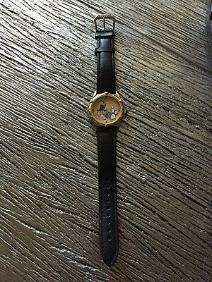 """Daffy Duck Bowling FOSSIL Designed For """"WB Studio Store"""" Wrist Watch"""