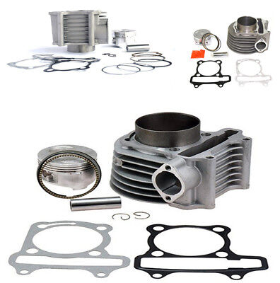 180CC 61mm Big Bore Cylinder Kit for GY6 125CC 150CC Scooter ATV Motocycle New