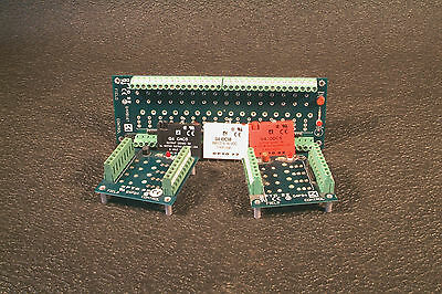Opto22 14-Solid State Relay modules with  3-interface boards
