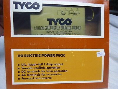 T-1  Ho Scale Transformer / Power Pack   Tyco