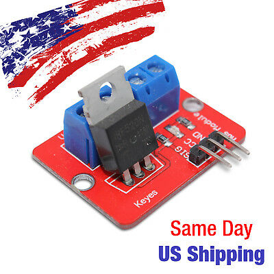 Arduino Raspberry Pi IRF520 MOSFET Driver Module Switch Fast Relay - US Shipping