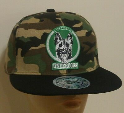 1e561fc1d628f Philadelphia Eagles Underdogs Snapback Ball Cap Camouflage Flat Bill Hat  Eagles!