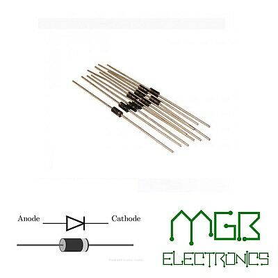 1N60P 1N4007 Diodes - Silicon or Geranium Diode for Rectifier/Audio Applications