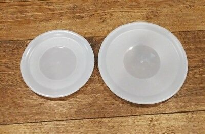 Tefal Ingenio Plastic Lid 16 cm and 18cm - White new and unused