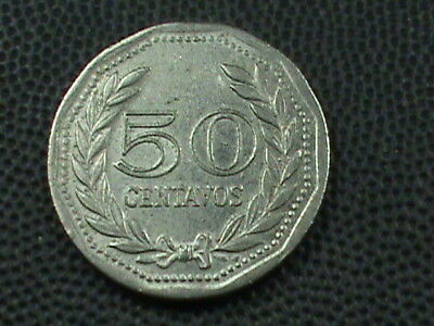 COLOMBIA   50 Centavos   1979   $ 2.99  maximum  shipping  in  USA