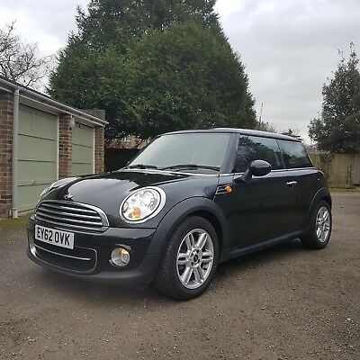 MINI Cooper D Chili Pack Automatic Navigation Sunroof Climate Control Air Con