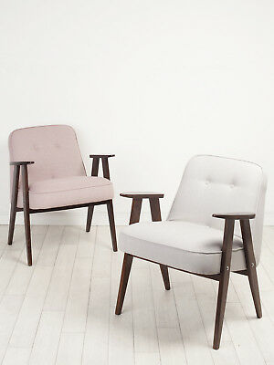 Chierowski 366 mid century easy chairs vintage armchairs