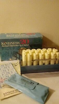 1968 Vintage Kindness 20 Instant Hairsetter by Clairol & Working