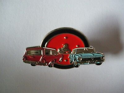 EH Holden 2 Duo High Detail Quality Lapel Pin Badge biker car men's shed sports