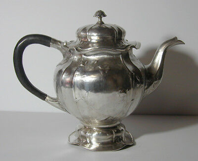Gorham Martele Teapot with a story - NR