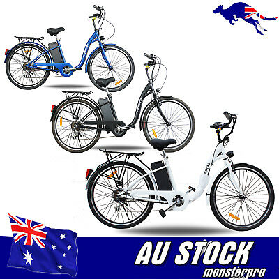 3 Color 250W ELECTRIC BIKE 36V EBIKE URBAN SCOOTER CITY BICYCLE LITHIUM BATTERY