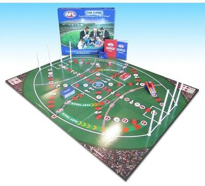 NEW Official AFL Aussie Football Footy Family Board Game