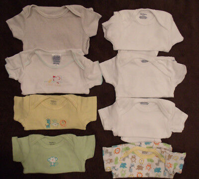 Some NWOT Mix & Match Lot 8 Onesies  TONS OF BABY CLOTHES! Combn Ship!