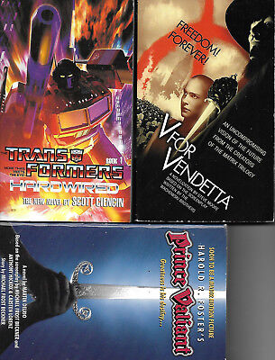 """""""Wow-Look!"""" Large Movie/ Television Novelization paperback Lot- no reserve"""